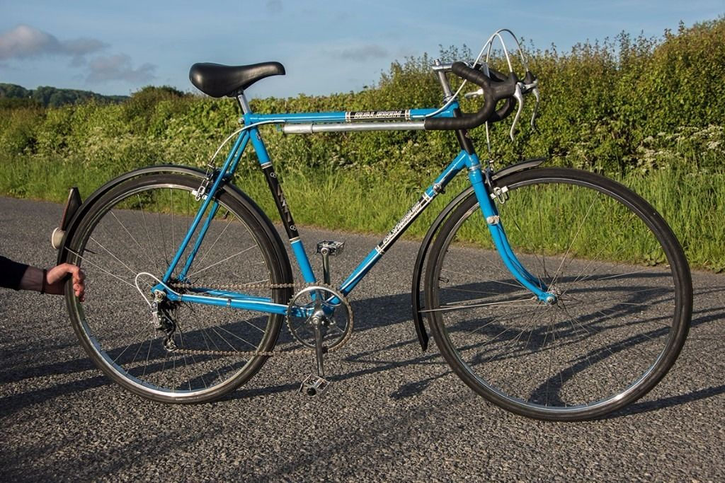 For Sale Raleigh Olympus 5 Speed 120 Forum
