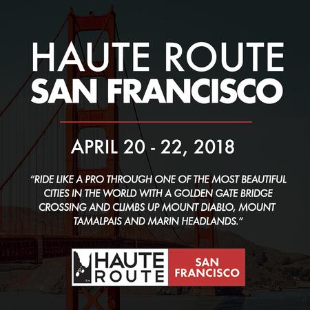 Haute Route San Francisco