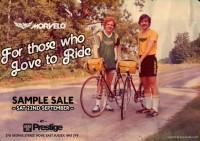 Morvelo Sample Sale