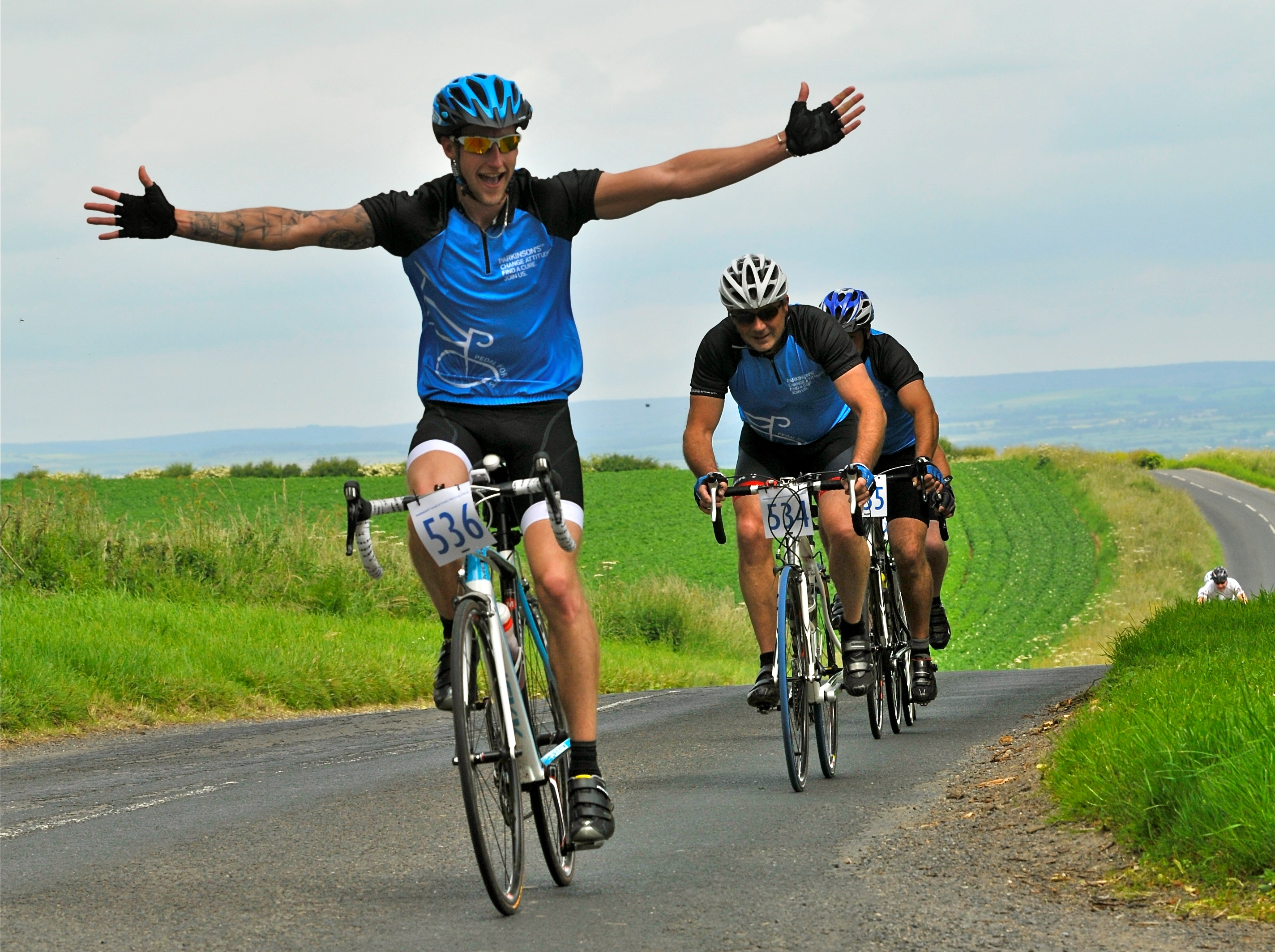 Pedal for parkinsons