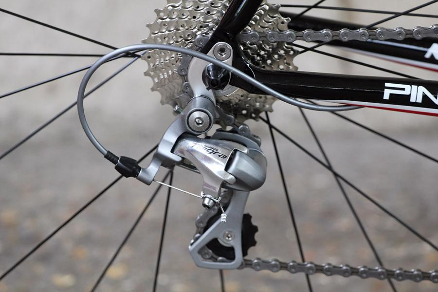 how to use gears on a road bike