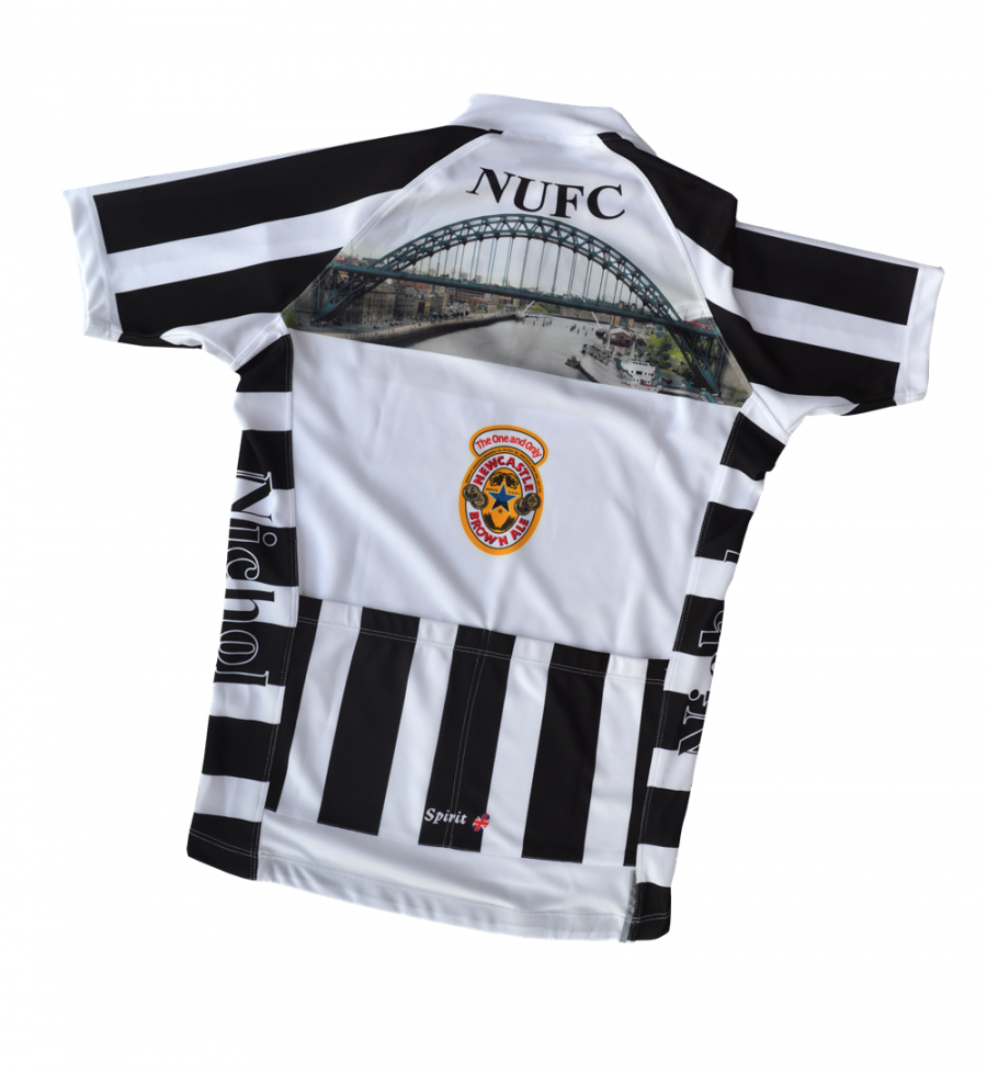 Cycling shirt design your own - Finally The Nichol With Its Strong Sense Of Place