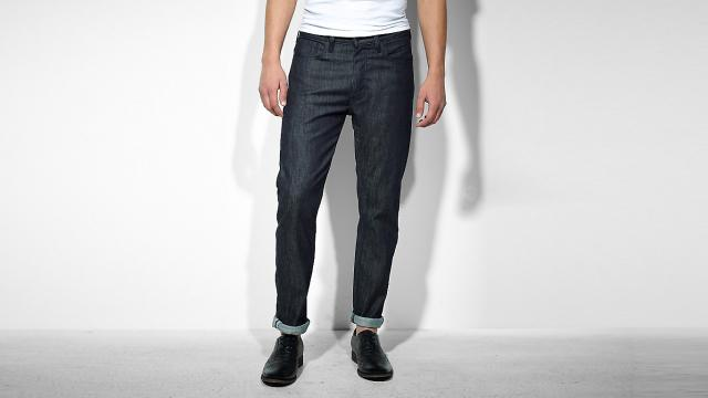 9157024cff0 The 511 Slim Commuter jeans (£80) and trousers (£70) are still available,  joined by 505 Straight Fit Commuter Jeans (£85). These have a little  elastane in ...