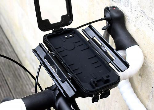 Review Tigra Sport Bikeconsole Iphone 5 Bike Mount