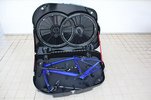 b9c6dfb4f39 ShokBox are a new UK company and the hard case is their top of the line  solution for moving your bike about. It s constructed from ABS plastic