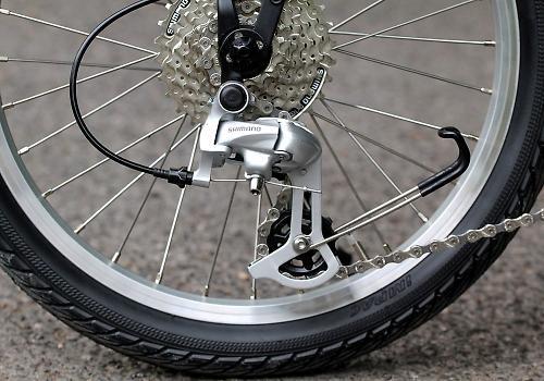 Review Birdy World Sport Folding Bike