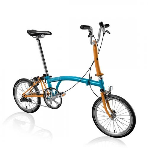 Brompton Offer Bikes In Six New Colours Road Cc
