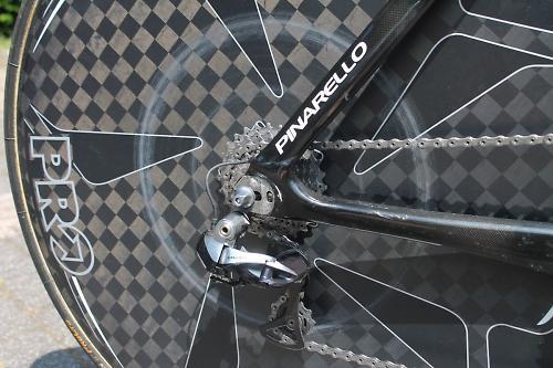 Tour De France Tech 2015 Chris Froome S Pinarello Bolide