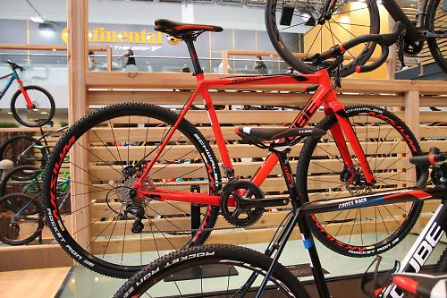 Blue Is The Bike Colour Of 2015 Or Is It Orange