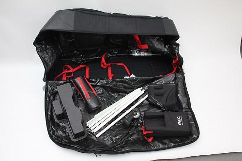 Review Evoc Bike Travel Bag Pro
