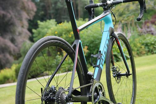 5 things I learnt riding the new Giant Defy | road cc