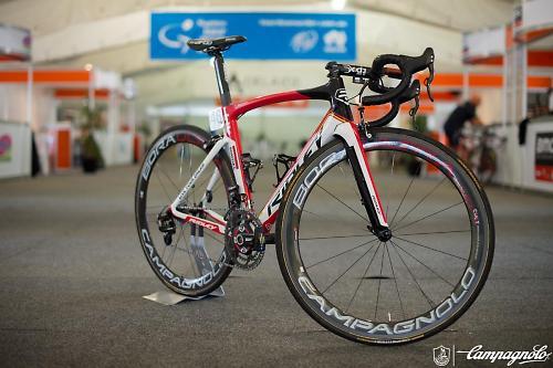 2015 Worldtour Bikes Greg Henderson S Ridley Noah Sl