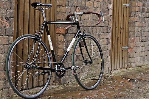 Custom Built Frames The Choice From Steel To Carbon