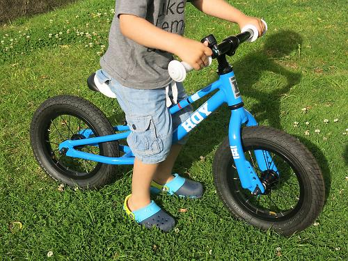 balance bike benefits