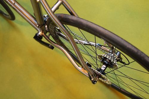 Titanium touring / audax / adventure / do it all bike. (Assistance ...