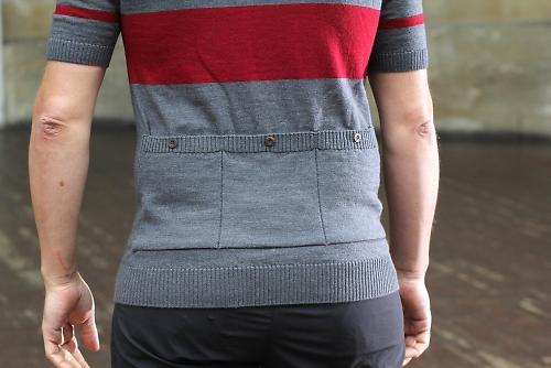 Review Meccanica Marl Casual Retro Cycling Jersey