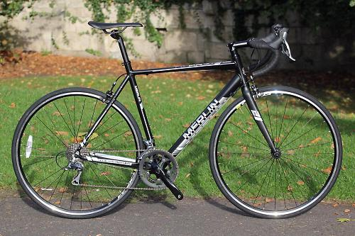 Review: Merlin Performance Road PR7 | road cc