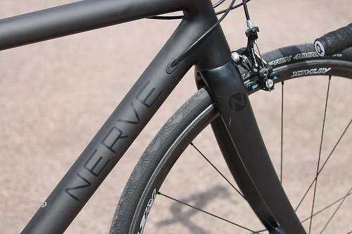 First Look Nerve 600sl Custom Carbon Bike Chat With Founder