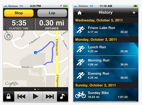 Top 5 Fitness Apps for iPhone and Android Users - Page 1