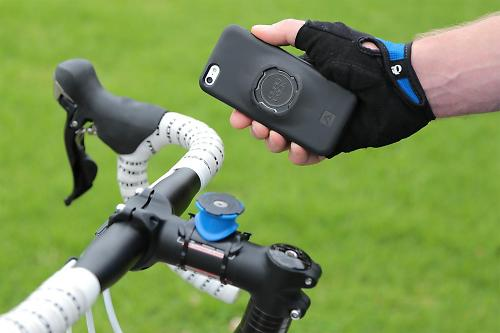 Review Quad Lock Iphone Bike Kit