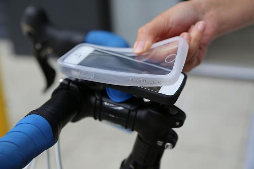 new arrival a124d 94121 Review: Quad Lock iPhone Bike Kit | road.cc