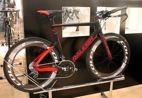 First Look Raleigh S New 2014 Bicycle Range