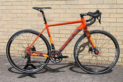 Rapide Reveals New Rl Disc And Rc Disc Road Bikes