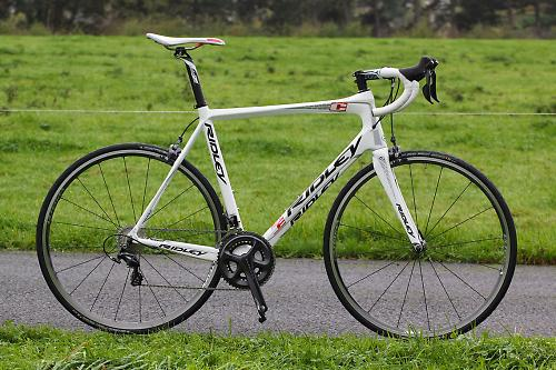 Review Ridley Fenix Classic Ultegra Road Bike