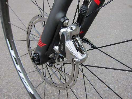 Sram Adopts Shimano S Flat Mount Disc Brake Standard Road Cc