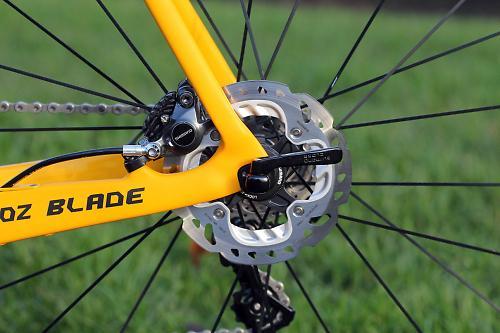 Shimano Ultegra R8070 Rear Hydraulic Disc Brake Flat Mount w// Fixing Bolt for
