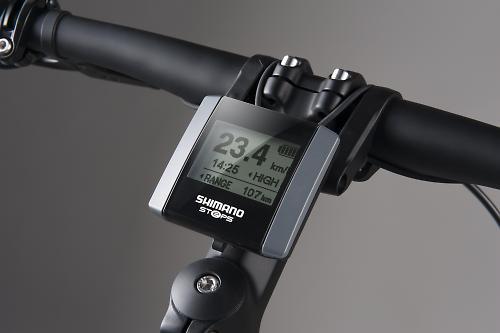 Shimano launch STEPS e-bike groupset   road cc