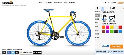Create Your Own Bicycle Bicycle Model Ideas