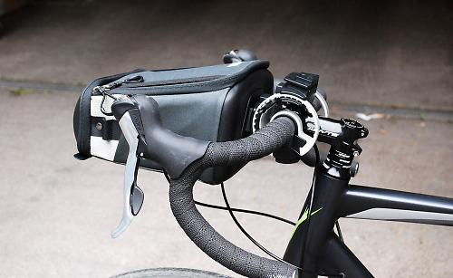 Bicycle Handlebar Bag With Map Holder 4k Wallpapers