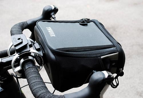 Review Thule Pack N Pedal Handlebar Bag