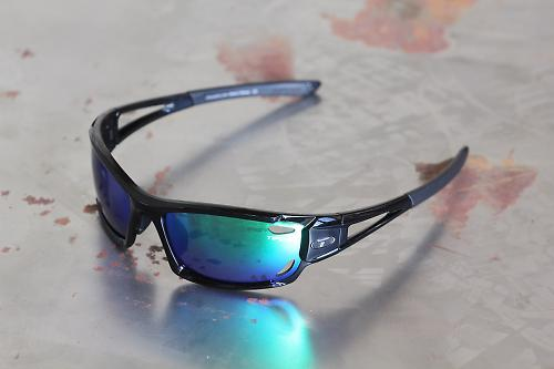 Tifosi Dolomite 2.0 Gunmetal Blue Lenses Limited Edition# 96