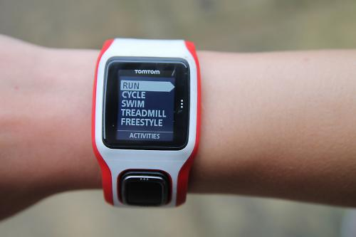 Review Tomtom Multi Sport Cardio Gps Watch
