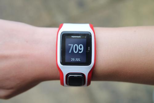 Review: TomTom Multi-Sport Cardio GPS Watch | road cc