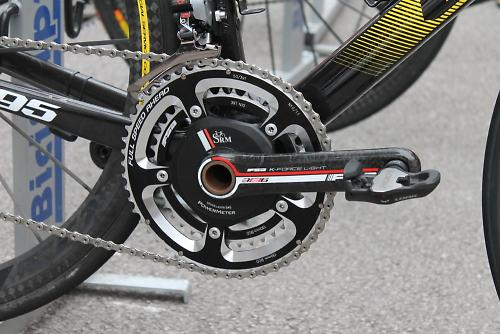 Tour De France Tech 2014 Daniel Navarro S Look 695 Road Cc