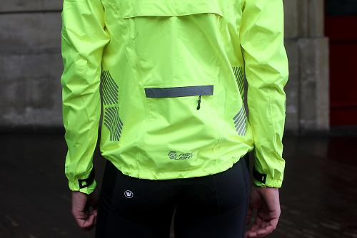 Review: dhb Flashlight Compact-XT Waterproof Jacket | road.cc