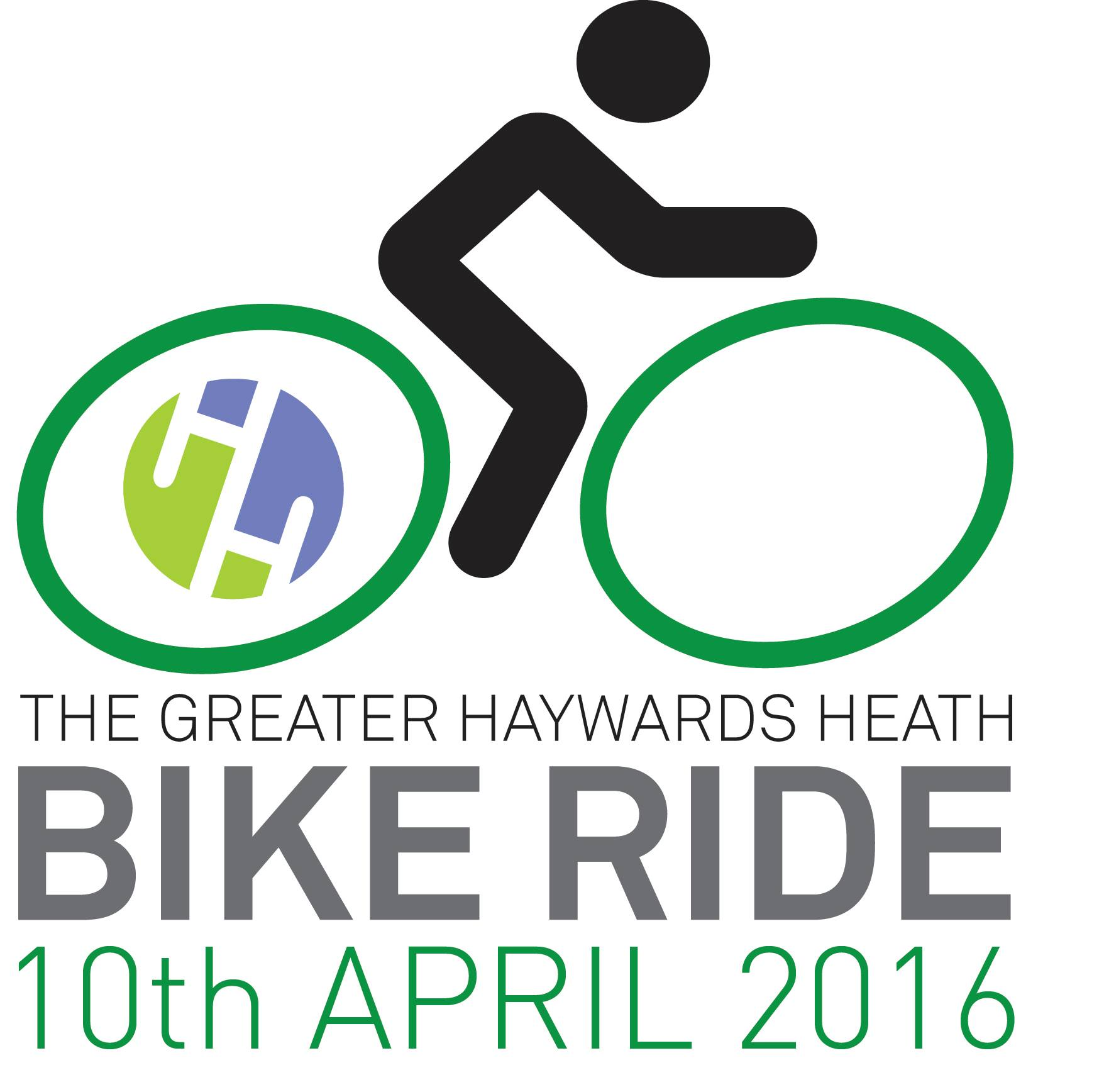 Greater Haywards Heath Bike Ride 2016