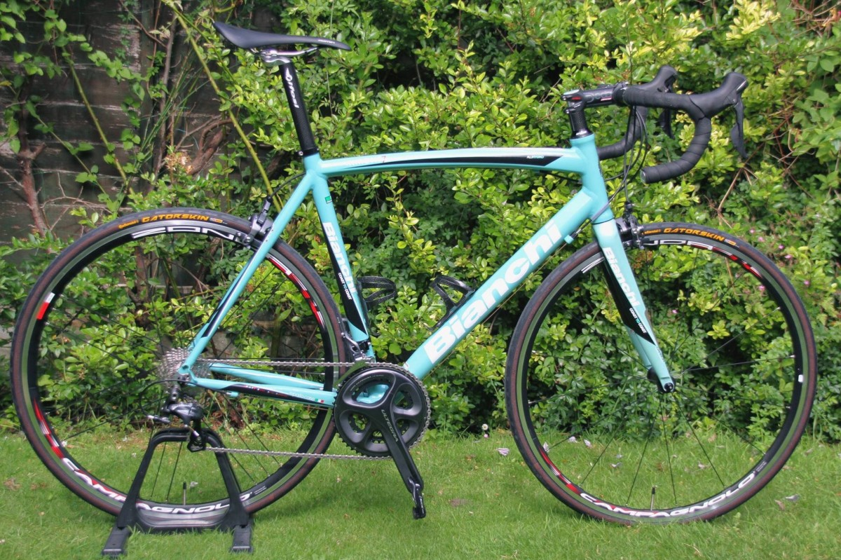 Bicycle Bianchi Nirone Tiagra Bicycle Bike Review