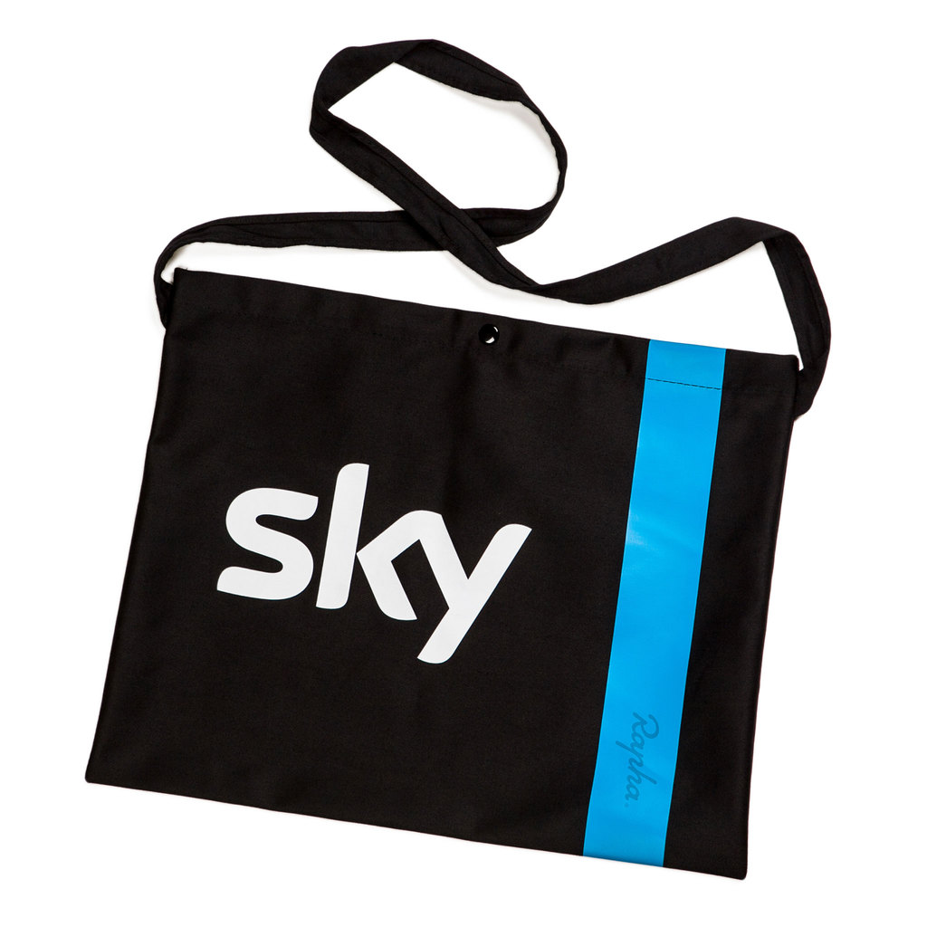 Cycling Musette Bag Team Sky