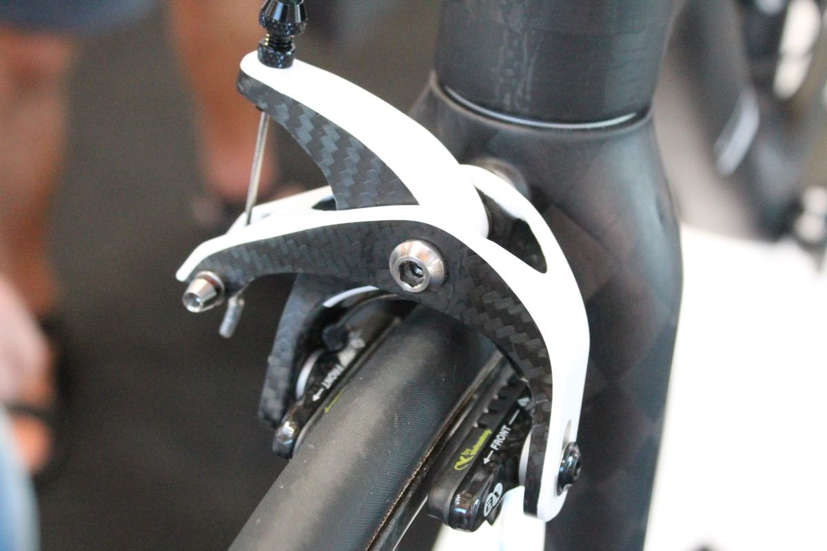 Front Rear Bike Brake Caliper Road Bike Brakes Lightweight Bicycle Brakes
