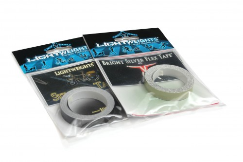 Lightweight Safety Limited Reflective Stealth Tape Reflector 100inbk