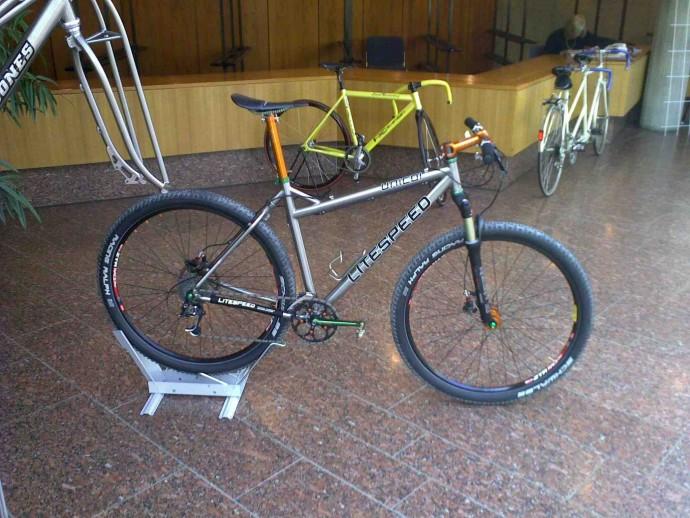1998 Litespeed Road Bike - 0425