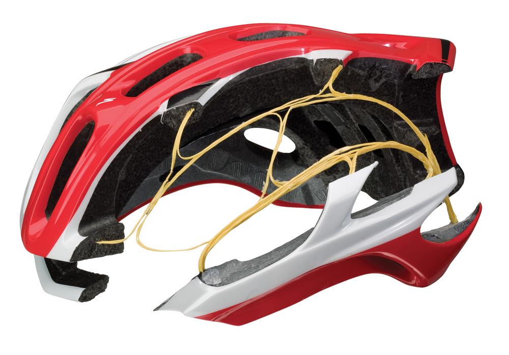 Каркас велосипедного шлема