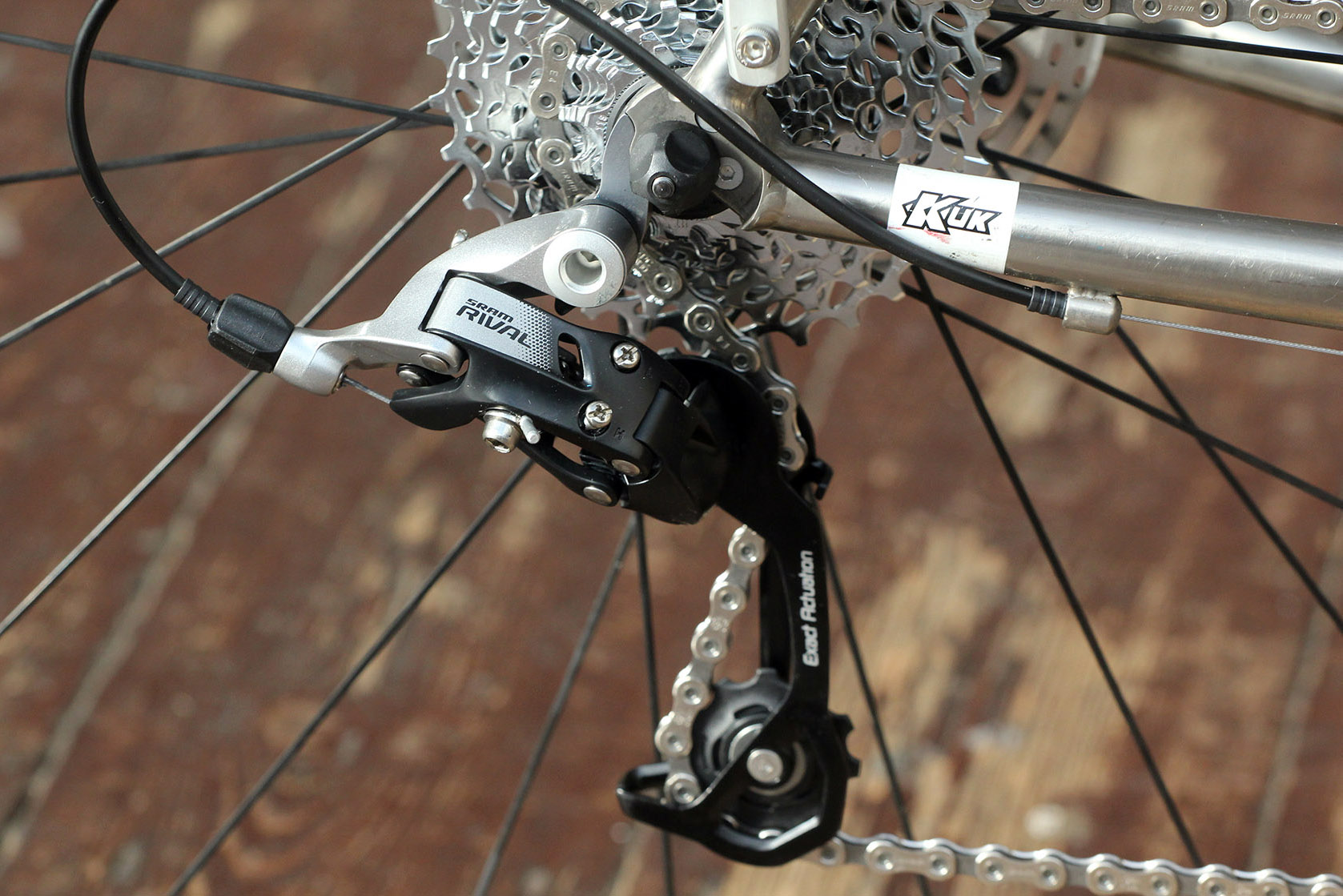 Head to head: Shimano 105 v SRAM Rival 22 — how do the two cheapest