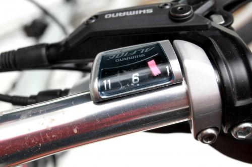 Review Shimano Alfine 11 Hub Gear And Shifter