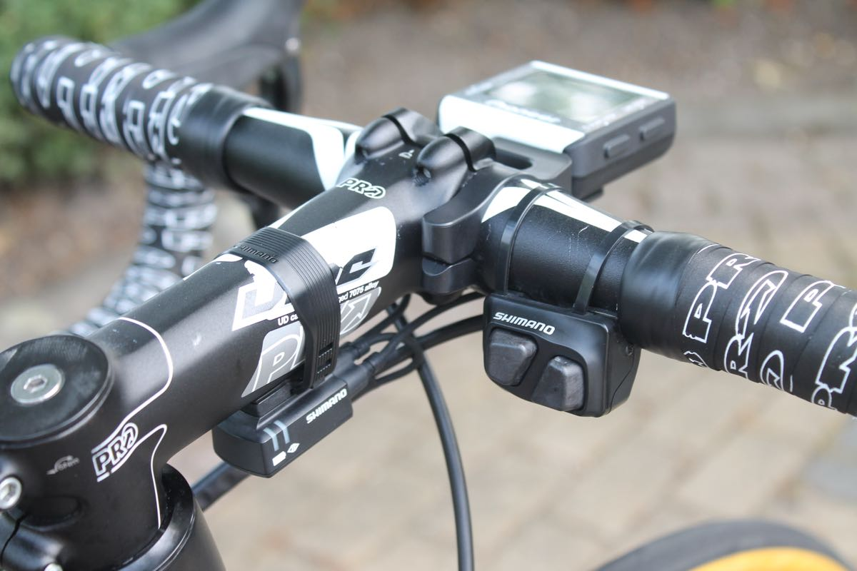 Why You Should Switch To Electronic Shifting Shimano Di2 External Wiring Kit Offers Its Climbing Shifter That Can Fix The Top Section Of Your Handlebar