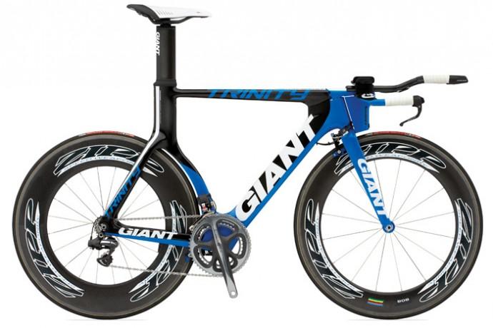 Tour Tech Giant Trinity Advanced Sl Tt Bike On Sale From